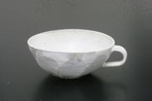 花岡隆 面取スープカップ